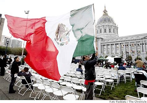Mexican independence day celebrated in SF - SFGate