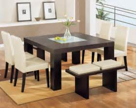 dining room sets with bench decorium furniture chicago contemporary casual dining set by global g020