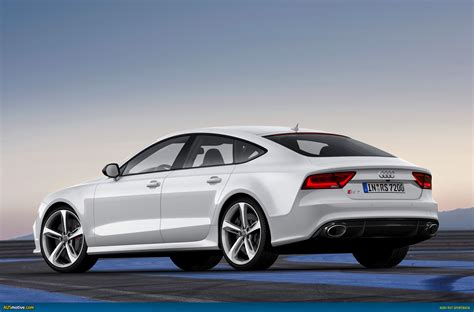 the new audi rs7 upscale living magazine