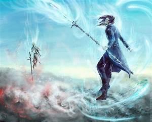 Above The Storm By Tigraidoxxx    Kaladin Vs  Szeth