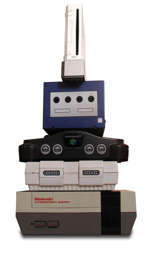 console videogame nintendo consoles