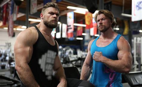 Buff Dudes Brandon & Myles Hudson - Age | Height | Weight