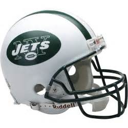 Riddell New York Jets Proline Authentic Football Helmet