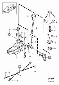 2006 Volvo Gear Shift Cable  Should  Shifter  Replace