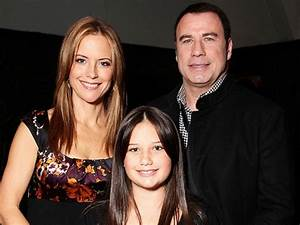 John Travolta Scores His Wife and Daughter Prime Roles in ...