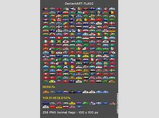 DeviantART Country Flags by housewave on DeviantArt