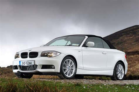 jeep soft top white bmw 1 series convertible 2008 2014 pictures carbuyer