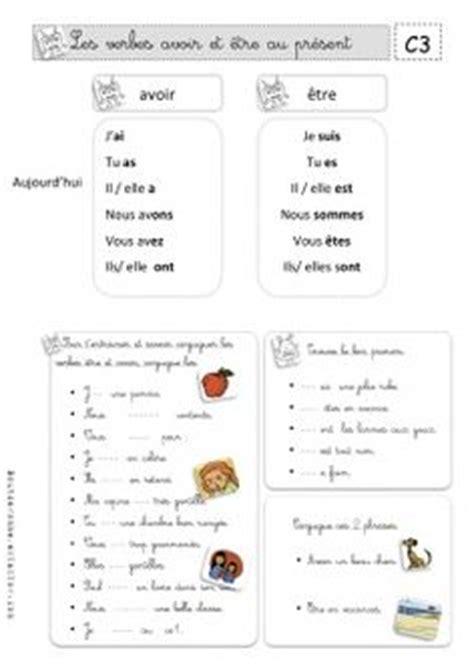 1000 images about verbes en fran 231 ais on