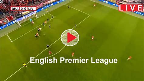 Live English Football | Liverpool vs Burnley (LIV v BUR ...