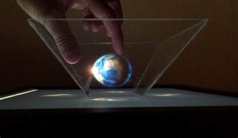 diy hologram