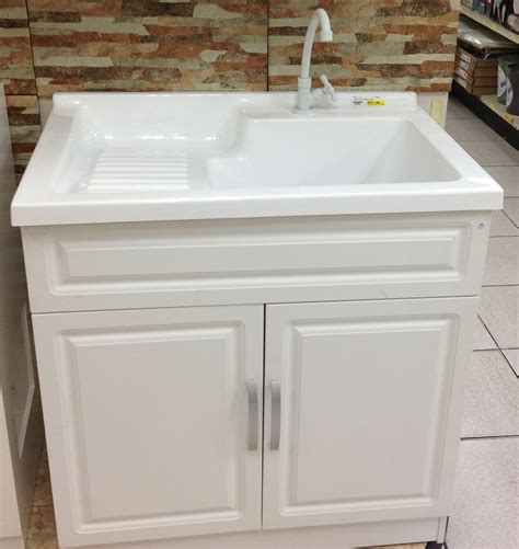 Laundry Sink by Functional Laundry Sink Corstone Self At Lowes