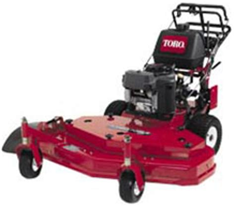 vermont toro wam commercial lanscape equipment index