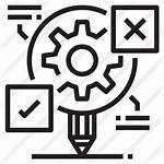Creativity Icons Icon Premium Linear