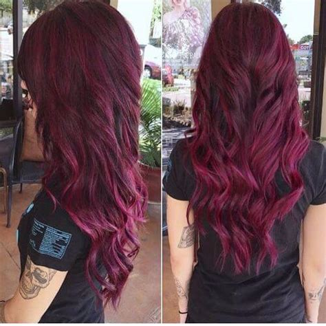 chocolate brown hair color 50 burgundy hair color ideas for this fall hair