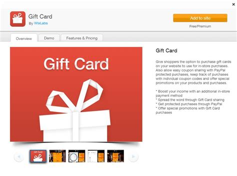 Get free wix gift card, redeem code, discount code. Gift Card | Support Center | Wix.com