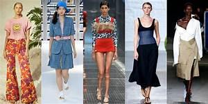 Trends Sommer 2017 : summer trends to try in 2017 10 summer trends we aren 39 t afraid to wear ~ Buech-reservation.com Haus und Dekorationen