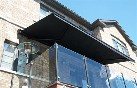 timeless classic rolltec retractable awnings toronto ontario canada