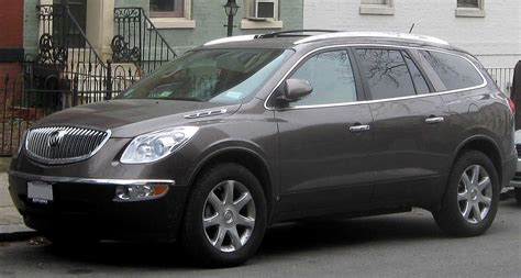 Buick Enlave by Buick Enclave Wikip 233 Dia