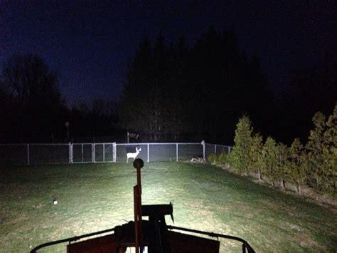 Duck Boat Bow Lights Michigan Sportsman Online