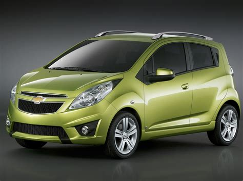 Chevrolet Car : Chevrolet Matiz / Spark (m300) Specs