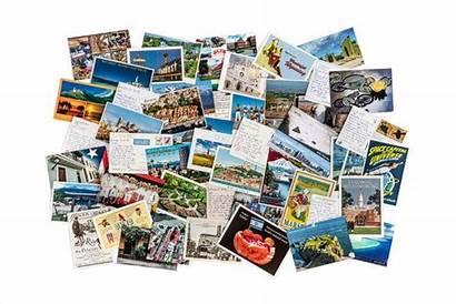Postcards Around Writing Modak Trip Moment York