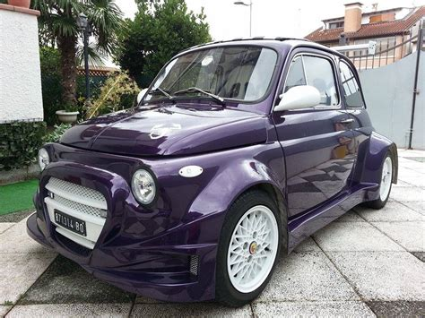 Fiat 500 Tuning by Fiat 500 Passione Tuning Www Fuorigirimotore