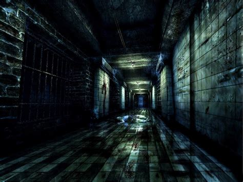 Background Scary by Nature Wallpapers Scary The Maze