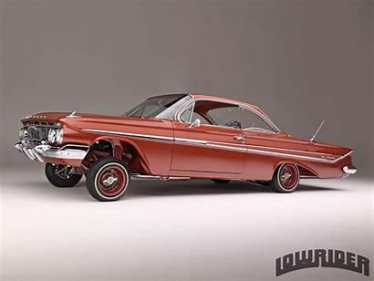 Impala 1961 Chevrolet Lowrider Chevy Cars Pretty