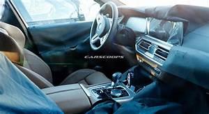 2020 BMW X6 M Prototype Lets Us Take A First Peek Inside