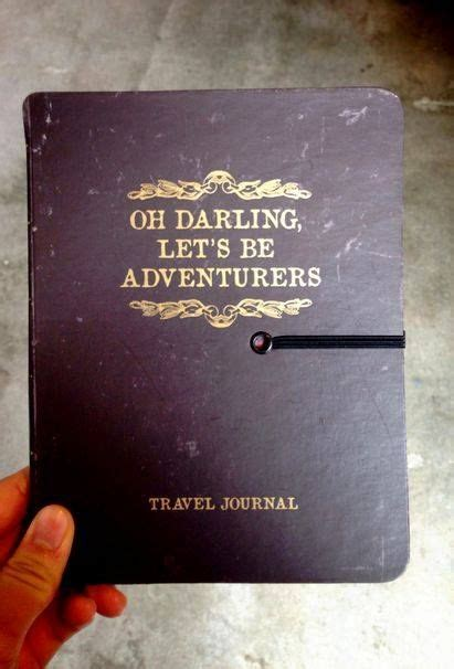 Oh Darling Lets Be Adventurers Book Covers Pinterest