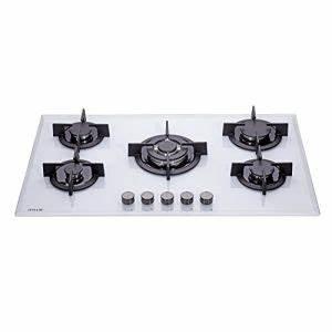 Plaque De Cuisson Gaz Verre Blanc : table de cuisson gaz 90cm comparer 69 offres ~ Dailycaller-alerts.com Idées de Décoration