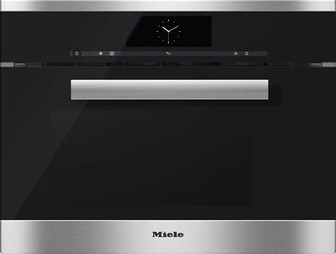 Miele Dfgarer Mikrowelle by Miele Steam Oven Dgm 6805 Steam Oven With Microwave