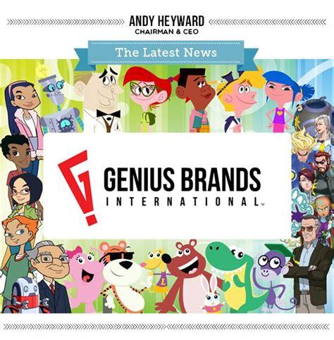 Form 8k Genius Brands Internatio For Nov 14