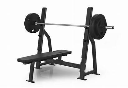 Bench Gym Exercise Press Equipment Workout Matrix