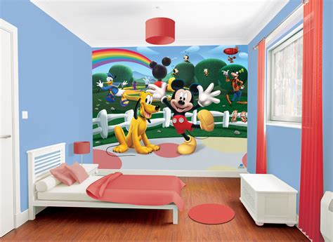decoration chambre mickey déco chambre mickey exemples d 39 aménagements