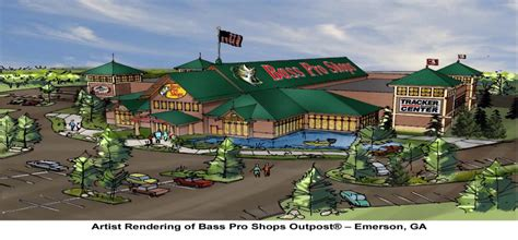 bass pro shops announces new store coming to emerson allongeorgia