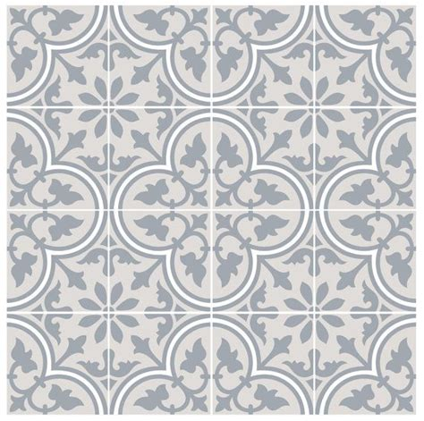 Fliesenaufkleber Boden by Vinyl Floor Tile Sticker Floor Decals Carreaux Ciment