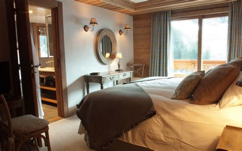 luxury ski chalet chalet lapin blanc meribel firefly collection