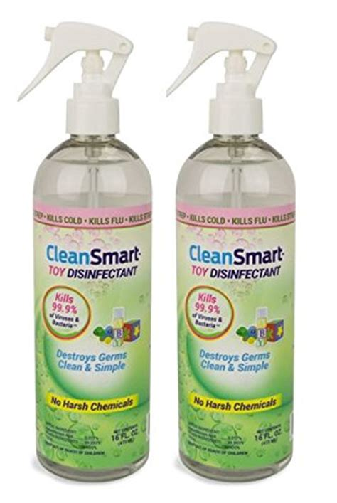 Amazon.com: CleanSmart to Go Disinfectant. Kills 99.9% of