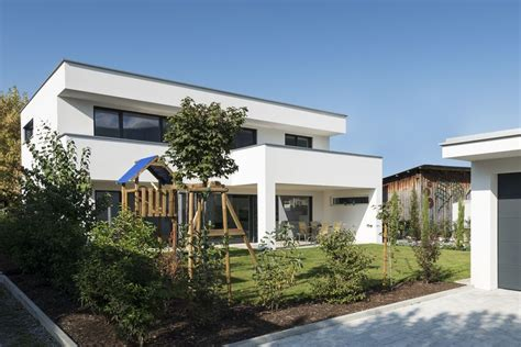 Ueberdachte Terrasse Moderne Terrasseneinrichtung by Einfamilienhaus Flachdach 220 Berdachte Terrasse