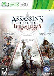 Assassin39s Creed The Americas Collection For Xbox 360
