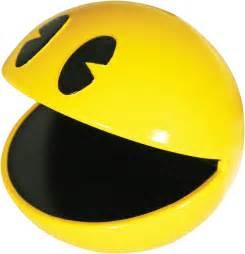 Pac Man Eyes