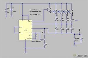 Tw 5824  Lm723 Variable Power Supply Circuit Design