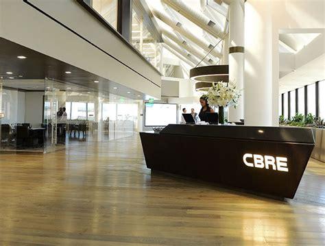 global workplace solutions cbre