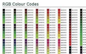 Rgb Farbtabelle Pdf : 18 hilfreiche cheat sheets f r programmierer elmastudio ~ Buech-reservation.com Haus und Dekorationen