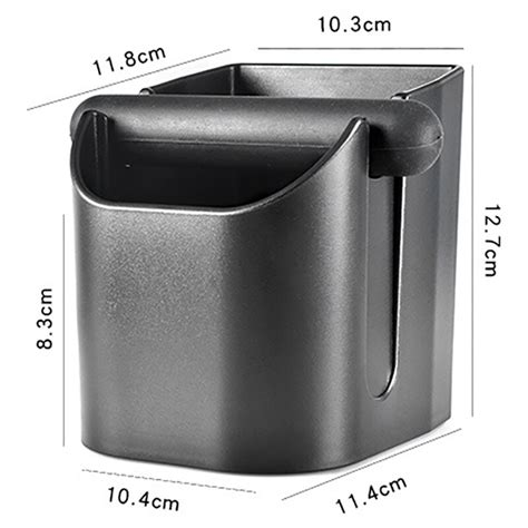 Many people feel that coffee grounds lower the ph (or raise. ABS Coffee Powder Container Knock Box - linglingcoffeeshop