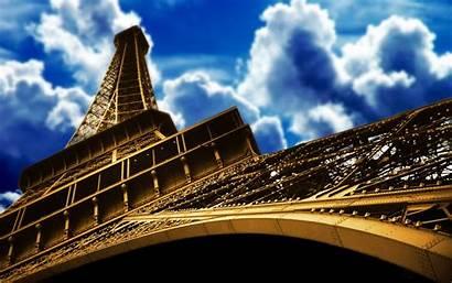 Eiffel Paris Tower Architecture Desktop Wallpapers 4k