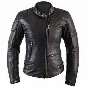 Blouson Moto Vintage Femme : blouson moto femme helstons ks 70 cuir rag noir vintage ks70 ~ Melissatoandfro.com Idées de Décoration