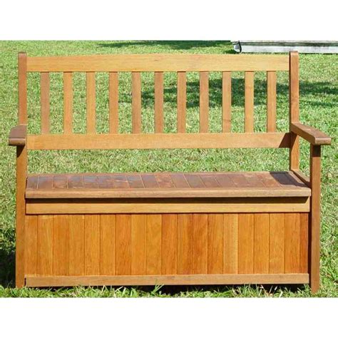 Storage Bench Seat Plans  Home Furniture Design