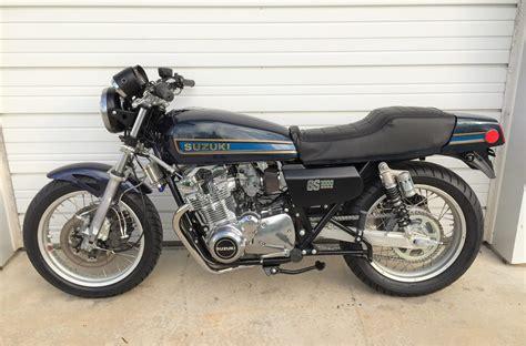 1978 Suzuki Gs1000 by 1978 Suzuki Gs1000 Cafe Racer Impremedia Net